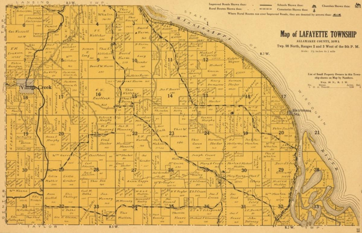 allamakee county Allamakee county historical society - museum & genealogy research books 275 jahre neulessheim (with maps), robert fuchs a pictorial history of allamakee county, waukon, ia.