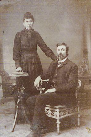 Frank & Anna Baker, Harpers Ferry