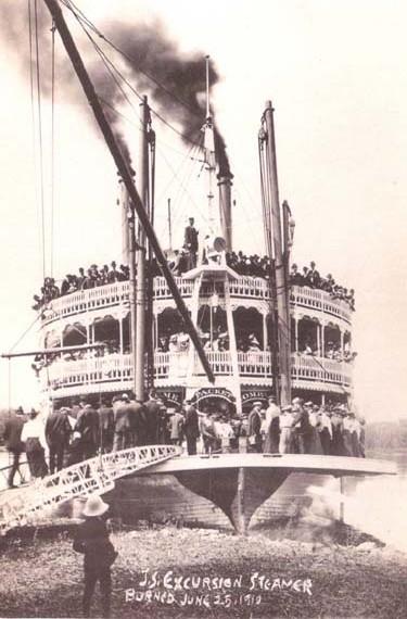 J.S. Steamer