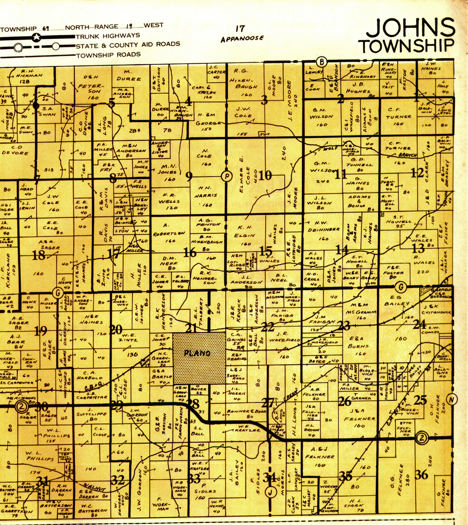 appanoose county The appanoose county assessor may provide property information to the public as is without warranty of any kind, expressed or implied assessed values are subject to change by the assessor, board of review or state equalization process.