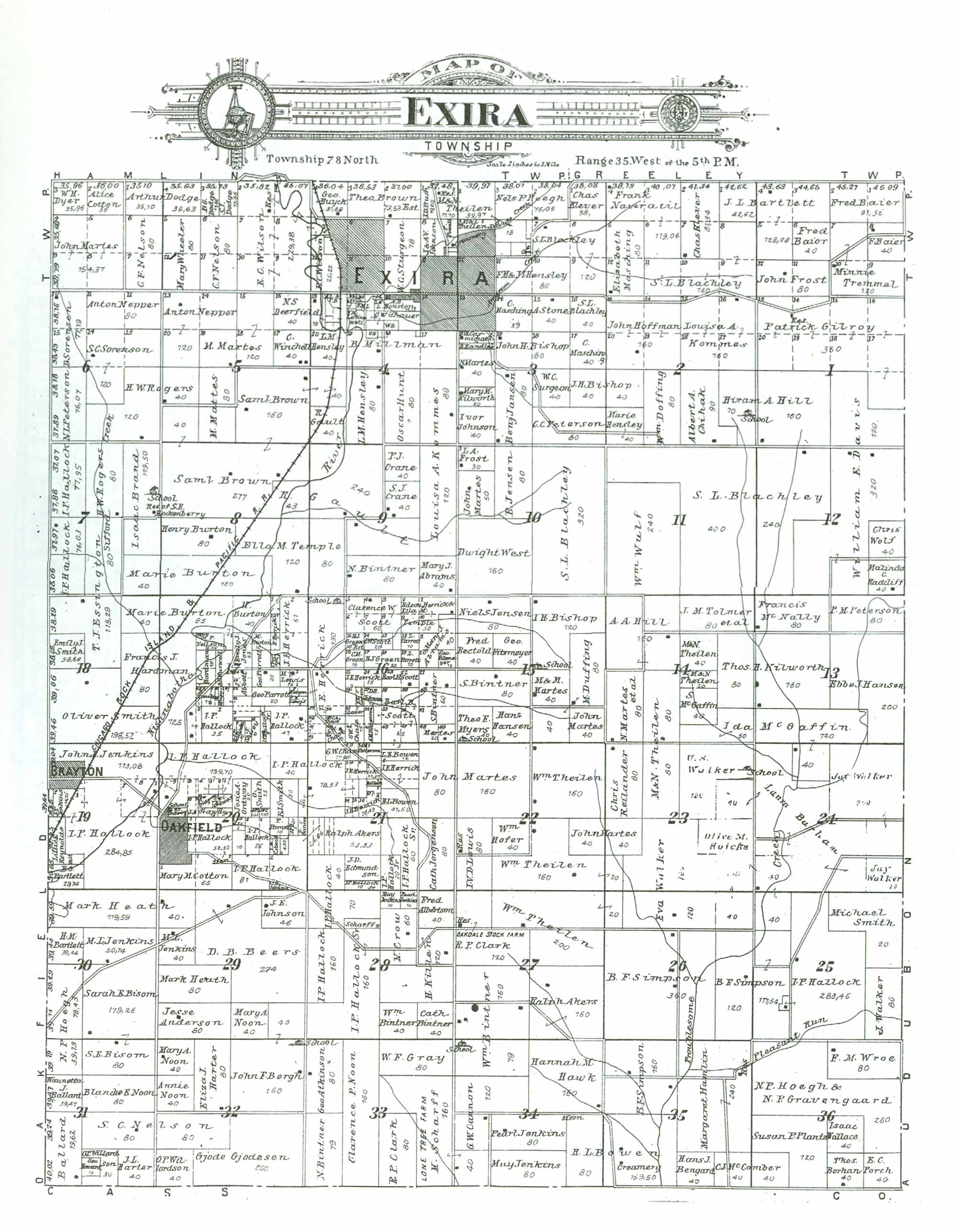 Image Result For Iowa County Map