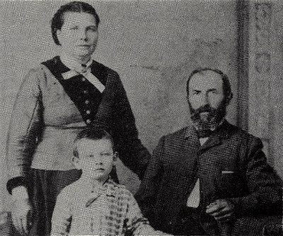 Carl Ballstadt Family