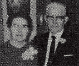 Helena and R. Guy Brown