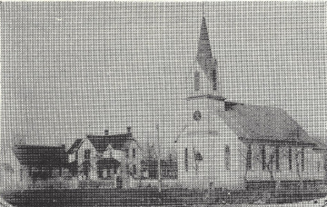 Church, Parsonage and School