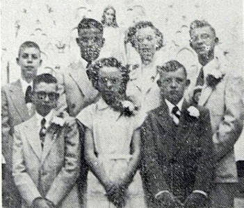 1953 Confirmation Class