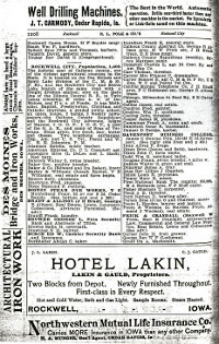 Pg. 1208 in 1903 - 1904 Iowa State Gazetteer & Business Directory