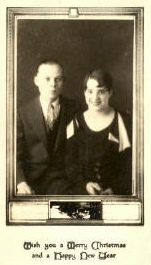 Marvin Sr. and Gertrude Fergason