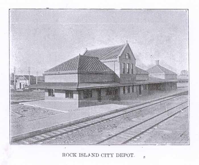 Rock Island History