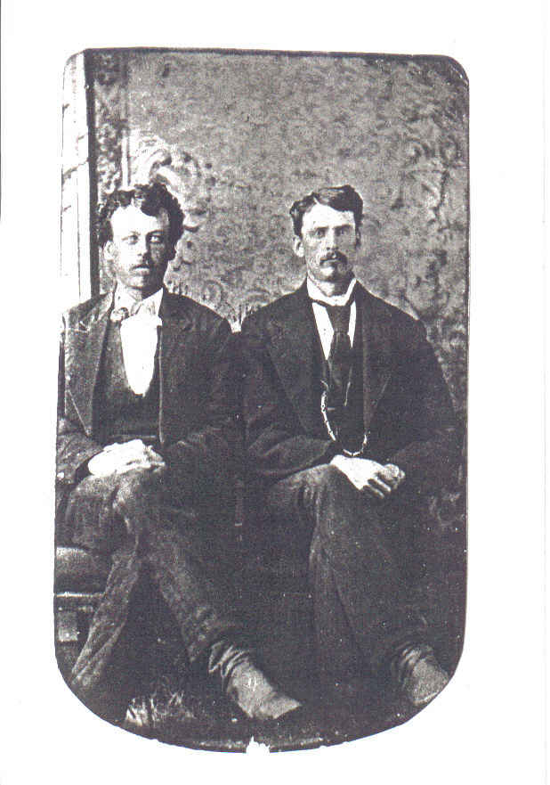 James Daniels and Wm. Gifford