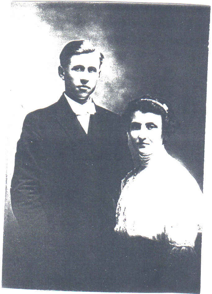 Edwin and Edna Halstrom