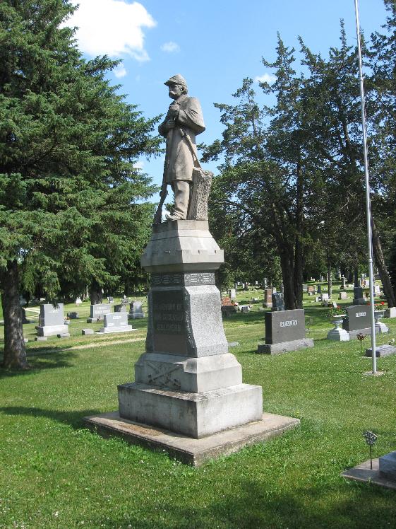 CW Monument