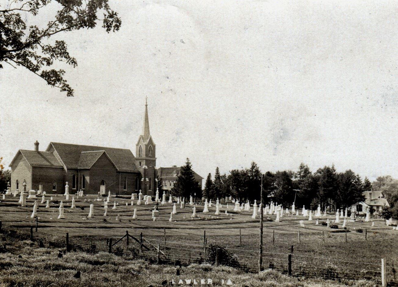 OLMC circa 1900