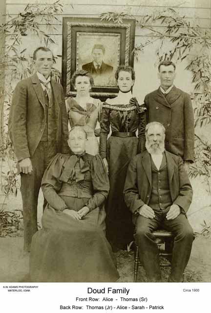 Doud Family