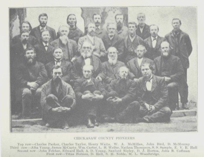 Bradford Township Pioneers