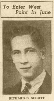 Schott, Richard Bertram 'Dick' 1922-1960