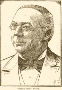 Stahl, John W  'Uncle' 1845-1907