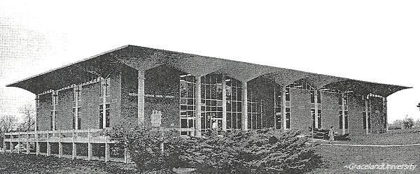 IAGenWeb ~ Decatur County IA ~ Graceland College ~ Frederick