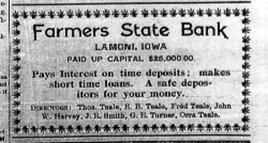 short time loans. A safe depos-