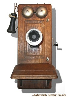 When Did The First Telephone Ring