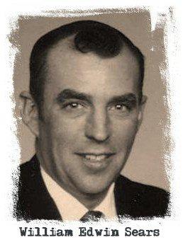 Sears William Edwin 1933 2008