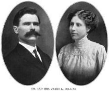J Cole And His Wife Franklin co. Iowa Biog...