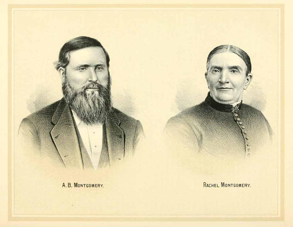 Henry Co Ia Biographies