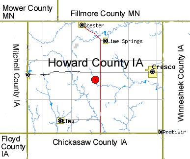 Howard County Indiana Map.Howard County Iagenweb Project