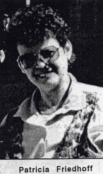 Friedhoff, Patricia Lee (Shannon) 1948 – 2000