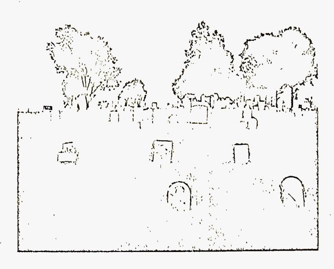 Doggett Cem  - 1975 Cemetery Book