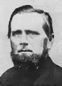 Claus Lauritz Clausen, Lutheran Minister, and famous in Mitchell County, <b>...</b> - clauswar
