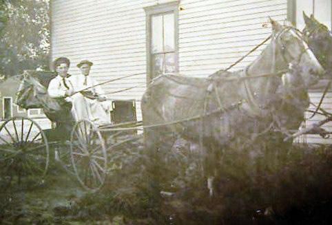 Ute, Iowa - 1910