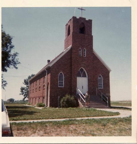 plymouth presbyterian church early 1960s