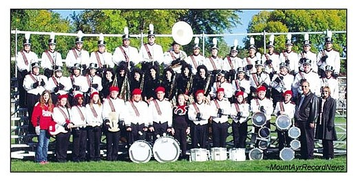 The band returns to glenwood this saturdayfor the ihsma state marching
