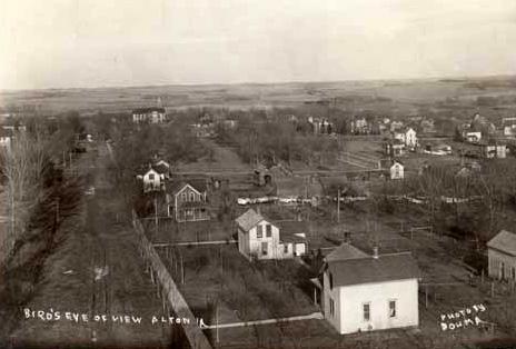 sioux county  alton
