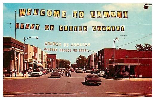 IAGenWeb ~ Decatur County IA ~ History of Lamoni